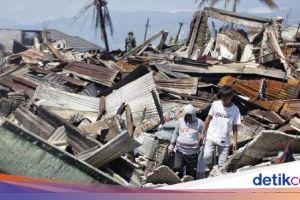 4 Pemda Korban Gempa Palu Dapat Dana Hibah Rp 1,9 T