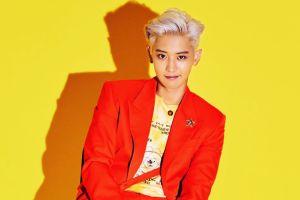 Chanyeol EXO Bikin Fans Geger Umbar Abs dan Lengan Berotot di Pemotretan