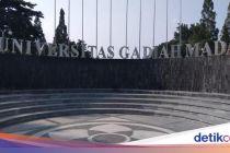 UGM Batalkan Kuliah Umum UAS, Alumni dan Petinggi Negara DIbawa-bawa