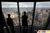 Pemandangan Kota Manhattan dari Ketinggian 102 Lantai