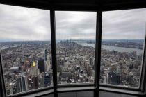 Observatorium di Gedung Empire State Dibuka Kembali