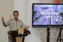 2 Tahun Pimpin Jakarta, Kata Anies Soal Gubernur Rasa Presiden