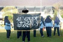 Pihak Sekolah Buka Suara Soal Murid SMKN 2 Sragen Bentangkan Bendera Identik HTI
