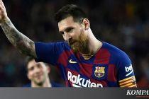 Eibar Vs Barcelona, Valverde Beri Isyarat Turunkan Messi