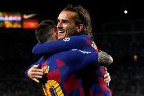 Trio MSG Sumbang Gol buat Barcelona, Valverde: Hanya Soal Waktu