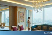 Raffles Hotel, Tempat Menginap VVIP Saat Pelantikan Jokowi