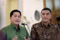 Dipanggil Jokowi, Erick Thohir Mengaku Akan Jadi Menteri Ekonomi
