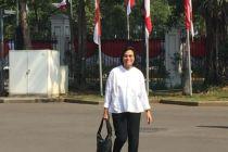 Hari Kedua Pemanggilan Calon Menteri, Sri Mulyani Hadir Pertama