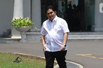 Sukses Ketua Inasgoc hingga TKN Jokowi-Ma'ruf Antar Erick Thohir Jadi Menteri
