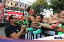 Driver Gojek: Kami Bangga Bang Nadiem Jadi Menteri