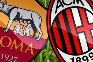 Preview AS Roma vs AC Milan: Misi Hapus Dahaga Gol