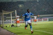 Hasil Liga 1: Persib Bandung Vs Persija Jakarta 2-0