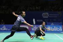 Nihil Gelar di Macau Open, Dua Ganda Indonesia Ke Final di Korea