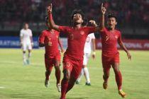Timnas Indonesia U-19 Hindari Emosi Lawan Timor Leste