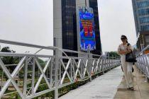 Anies: JPO Sudirman Dibuka, Pemandangan Gedung Pencakar Langit Lebih Jelas