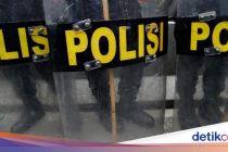 Oknum Polisi Pelaku Penculikan WN Inggris Ditahan di Polda Metro