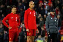 Susunan Pemain Liverpool versus Manchester City