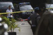 Olah TKP Bom Polrestabes Medan, Polisi Temukan Baterai-Kabel
