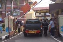 Ledakan di Polrestabes Medan, 1 Orang Dilaporkan Tewas