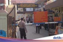 Bom Bunuh Diri di Polrestabes Medan, Polisi Olah TKP