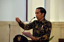 Berorientasi Manfaat, Jokowi: Jangan Bangga Penyerapan Anggaran Tinggi