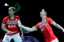 Kevin / Marcus Gagal Raih Tiket ke Semifinal Hong Kong Open 2019