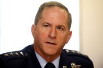 Kepala Staf Angkatan Udara AS Desak Arab Bersatu Lawan Iran