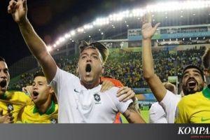 Link Live Streaming Final Piala Dunia U-17 2019, Meksiko Vs Brasil