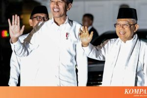 Resmi, Ini 21 Nama Staf Khusus Presiden Jokowi dan Wapres Maruf Amin         Dibaca 5.530 kali