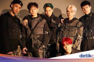 EXO, Idola K-Pop yang Bakal Meriahkan HUT Transmedia