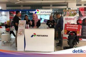 Pertamina Bagi-bagi Cashback di IIMS Motobike Expo 2019
