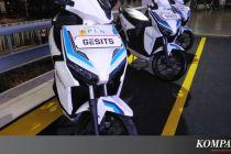 IIMS Motorbike Jembatan Anak Motor Beralih ke Era Kendaraan Listrik