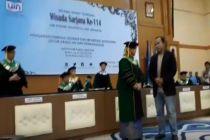 Haru, Kakak Gantikan Mahasiswa UIN Jakarta yang Tewas Diwisuda