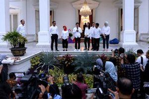 Ari Dwipayana Paparkan Pembagian Tugas 14 Staf Khusus Jokowi