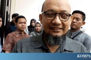 Memasuki Desember, Imparsial Tagih Penyelesaian Kasus Novel Baswedan