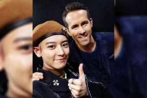 Ryan Reynolds Girang Jadi Member Terbaru EXO