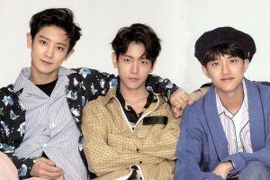 Chanyeol Terharu Ungkap Perhatian Manis D.O., Komentar Baekhyun Bikin Ngakak