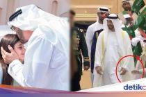 Kejutan Manis Putra Mahkota Abu Dhabi untuk Ayesha