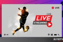 Link Live Streaming AS Roma Vs Inter Milan, Kickoff 02.45 WIB