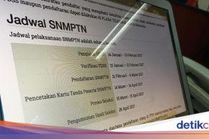 Ini Jadwal dan Tahapan Lengkap SNMPTN 2020
