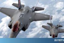 Studi: Angkatan Udara AS Unggul Jauh dari Rusia dan China