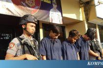 Polisi Buru 4 Penjambret HP di Kawasan Kota Tua yang Masih Buron
