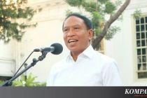 Demi Olimpiade 2032, Menpora Dorong Indonesia Jadi Tuan Rumah Kejuaraan Dunia Renang