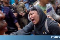 Polda Jabar Selidiki Video Polisi Pukul Penolak Penggusuran Tamansari