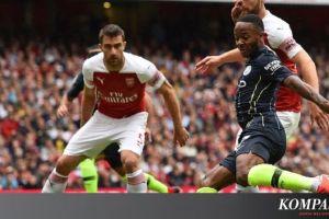 Jadwal Liga Inggris Pekan Ini, Dihiasi Laga Arsenal Vs Man City