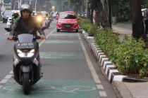 Susi Pudjiastuti Puji Jalur Sepeda di Jakarta