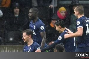 Klasemen Liga Inggris Pekan ke-17, Man United dan Tottenham Rebutan Posisi 5