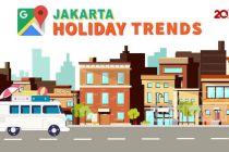Video: Rekomendasi Google Maps Nikmati Liburan Panjang di Jakarta