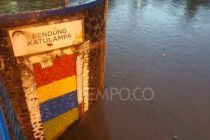 Video Viral Sungai Ciliwung Meluap, Petugas Katulampa: Hoax
