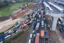 Jasa Marga: Arus Balik, Kendaraan di Jalan Tol Naik 43 Persen